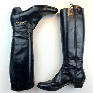 Authentic Vintage Ferragamo Boot Factory Boots 40/9